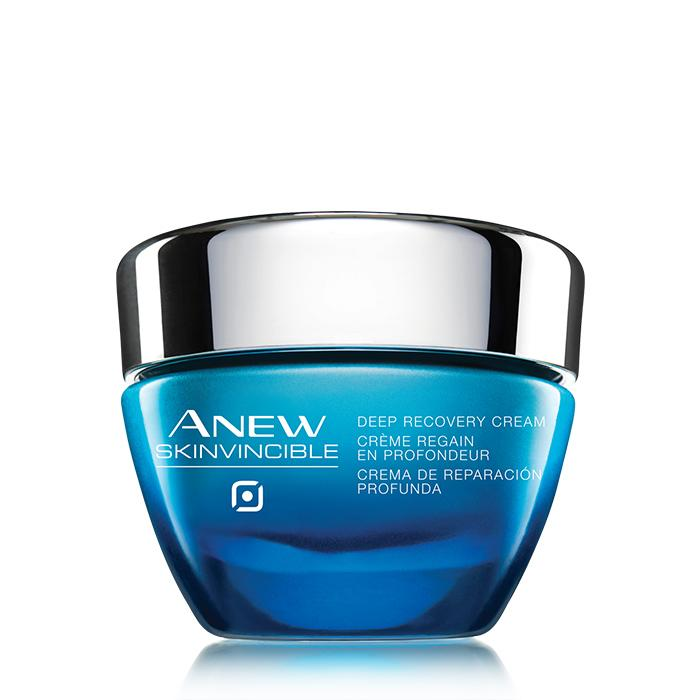 Avon Product Review-Anew Skinvincible